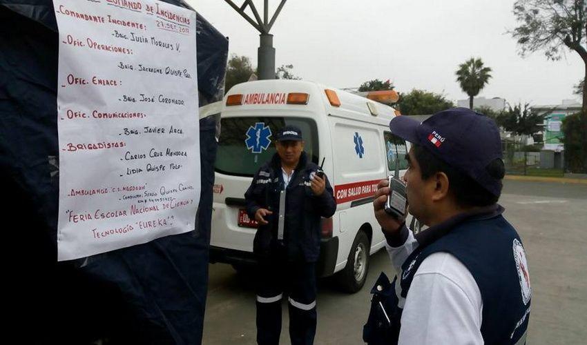 Brigadas de Intervención Inicial prestarán atención médica en la visita del Papa Francisco