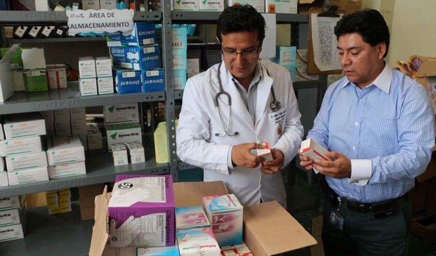Abastecimiento de medicamentos en EESS está asegurado