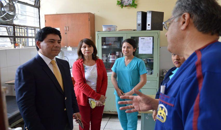 Continúa Plan de Abastecimiento de medicinas en centros de salud